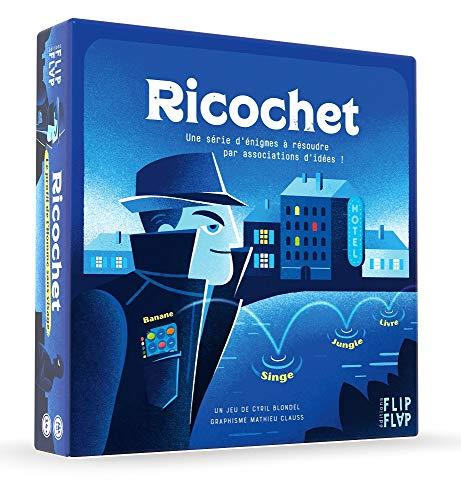 Ricochet 2 - Perfil de hombre sin rostro FR Flip Flap