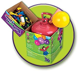 Balloon Time Helium Tank with 30 Balloons