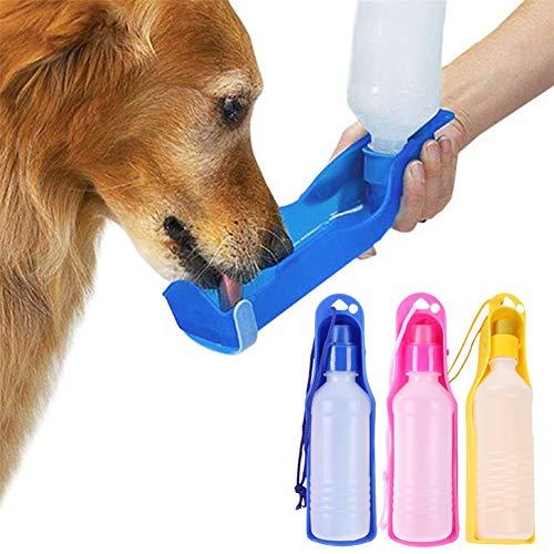 Dog Travel Water Bottle Pet Drinking Cup Pet Water Bottle Pet Supplies Dog Drinking Fountain Pet Outing Kettle Dog Drinking Kettle Portable Water Bottle