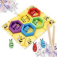 TOYANDONA 1 Set Morsetto Giocattolo Tallone del Bambino Abilità Motoria Fine Giocattolo per Bambini Giocattoli Educativi Coordinazione Occhio- Mano Giocattoli Cervello Si Sviluppa #3