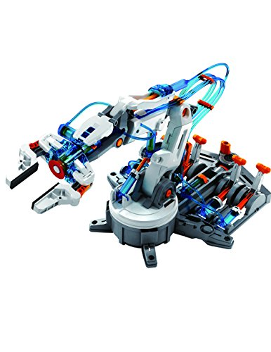 professional Hydraulic Robot Arm Kit for Circuit Testing-Learn Fluid Mechanics and Robotics