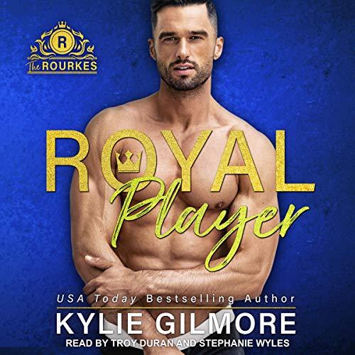 Royal Player audiobook cover art