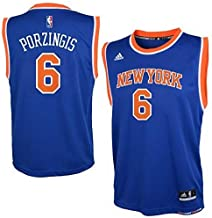 porzingis youth jersey