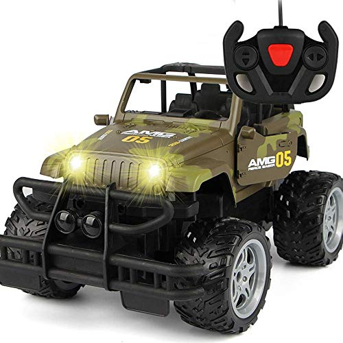 Télécommande Roadster Electric Ride on Car avec Télécommande 4Wd High Speed Vehicle 2.4Ghz Radio Control Off Road RTR Racing Monster Truck Rc Car for Gift Creative Toys