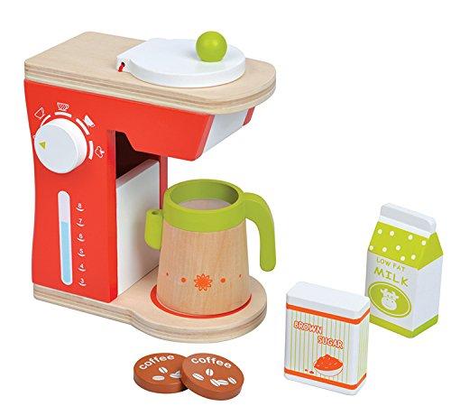 Lelin Toys - 31091 - Jeu D'Imitation - Cuisine - Machine À Café - Ensemble