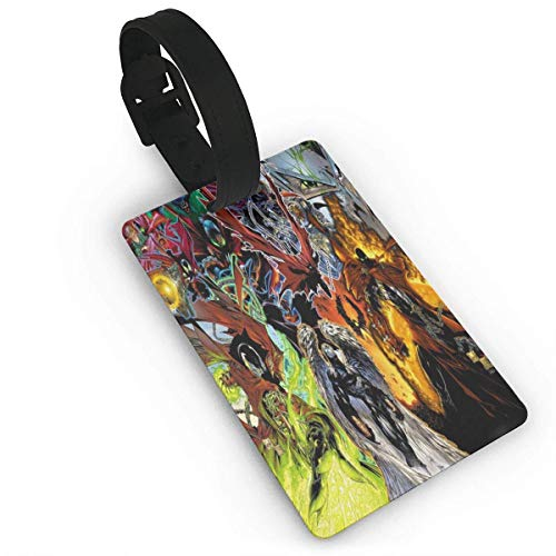 shenguang Spawn Trend Luggage Tag