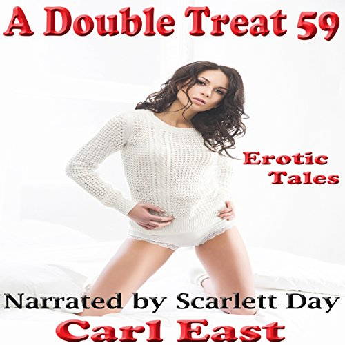 A Double Treat 59 audiobook cover art