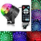 Disco Ball Strobe Light Party Lights Disco Lights Karaoke Machine 3W Dj Light