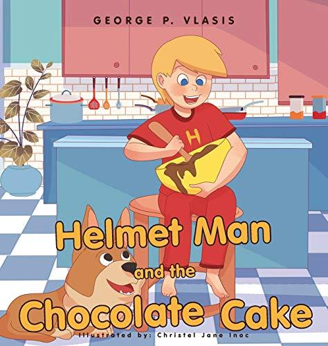 Helmet Man and the Chocolate Cake