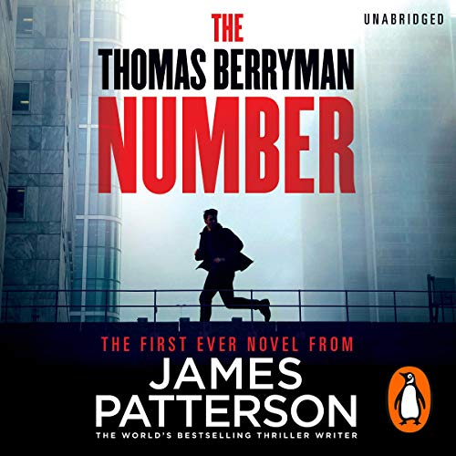 The Thomas Berryman Number audiobook cover art