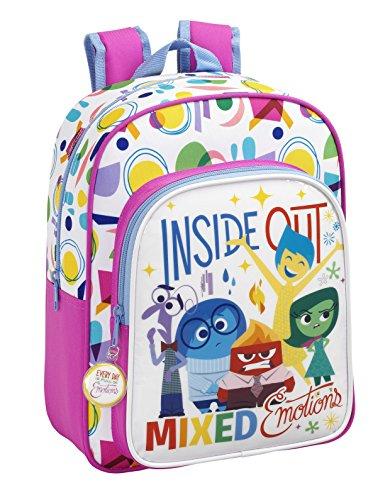Inside Out kinderrugzak geschikt voor auto's (Safta 611526185)