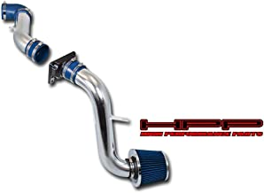 High Performance Parts Short Ram Air Intake Kit /& Blue Filter Combo Compatible for Toyota 90-99 Celica ST GT GTS 1.6L 2.2L L4 1.8L