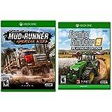 Mudrunner - American Wilds Edition - Xbox One & Farming Simulator 19 Platinum Edition (Xb1) - Xbox One