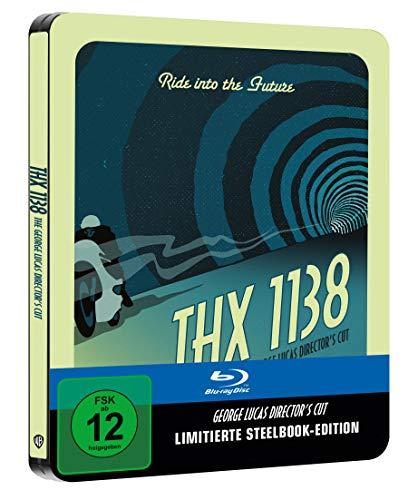 THX 1138 - Blu-ray - Steelbook