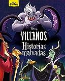 Villanos. Historias malvadas: Recopilatorio de cuentos (Disney. Otras propiedades)