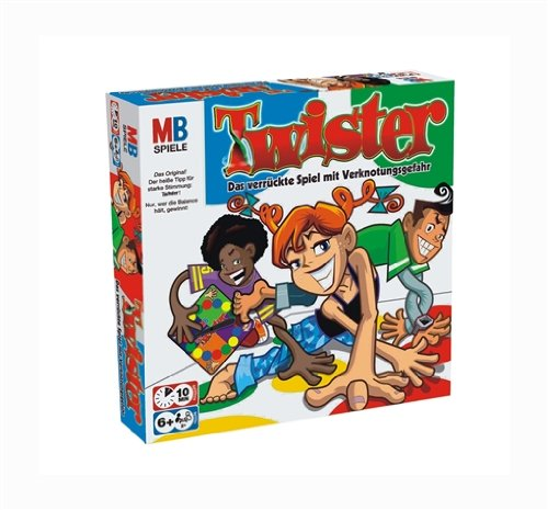 Hasbro 14525100 - MB Twister