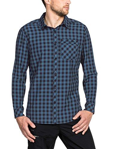 VAUDE Herren Heimer Long Sleeve Shirt II Hemd, Eclipse, XXXL