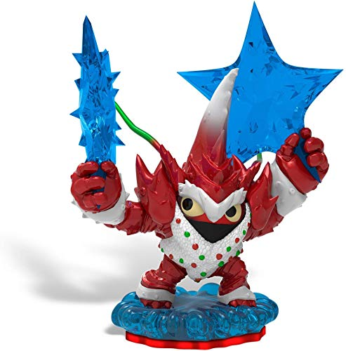 Skylanders Trap Team: Trap Master Winterfest Lob-Star Character Pack by Activision