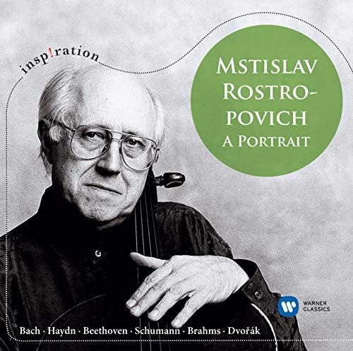 Mstislav Rostropovich - Mstislaw Rostropowitsch: A Portrait [CD]
