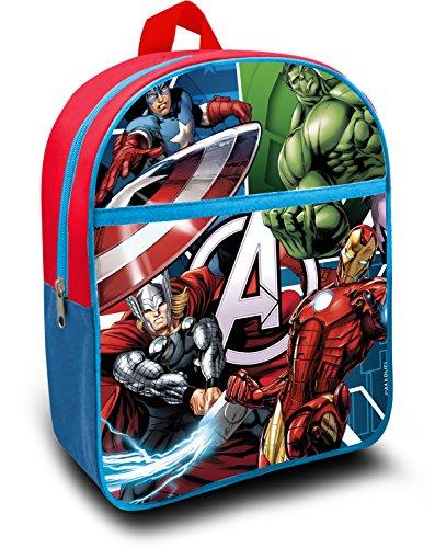 Sac à dos enfant Marvel Avengers Pépinière des garçons 30 x 27 x 10
