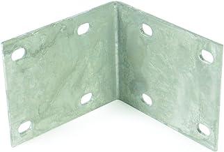 product image for PlayStar Commercial Grade Dock Inside Corner Bracket for Floating, Roll in, or Stationary Wood Frame Docks