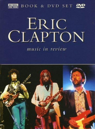 Eric Clapton - Music in Review (+ Buch)