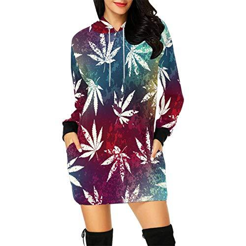 Rasta Weed Cannabis Leaves Casual Unisex Sock Knee Long High Socks Sport Athletic Crew Socks One Size 50CM