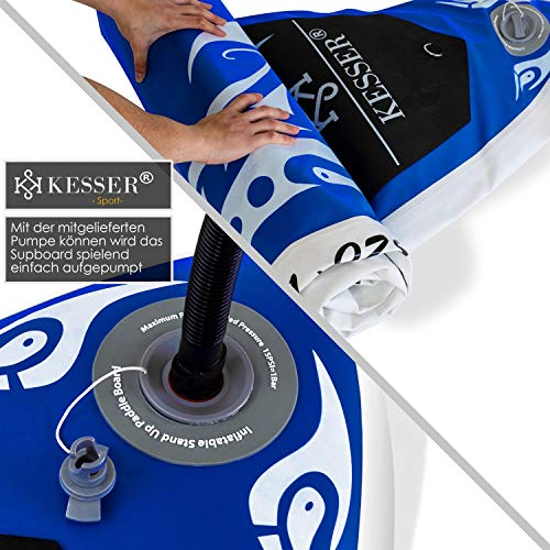 Kesser Stand Up Paddle Board 320 cm - 9