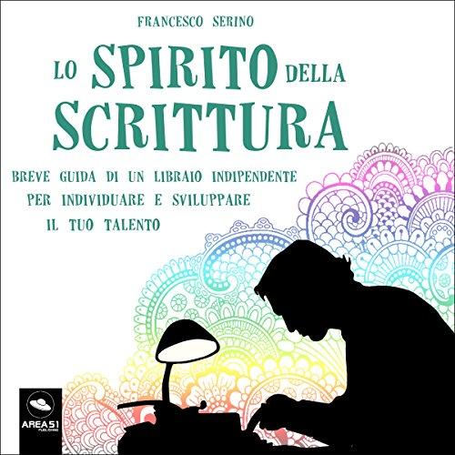 Lo spirito della scrittura copertina