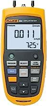 Fluke 922 Airflow Micromanometer with Bright Backlit Display, +/- 0.6 psi Pressure, 16000 fpm Velocity, 99999 cfm Volume