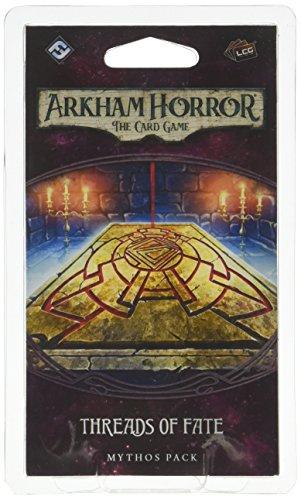 Fantasy Flight Games FFGAHC20 Fili di Fate: Arkham Horror LCG Exp, Multicolore