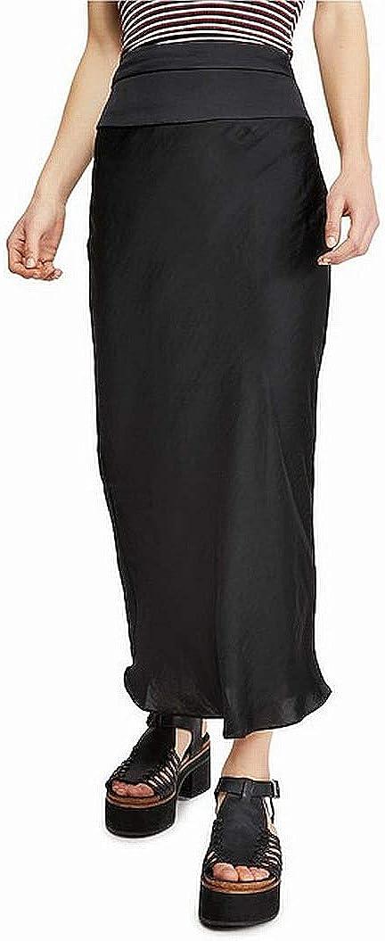 Free People Women's Normani Bias Skirt