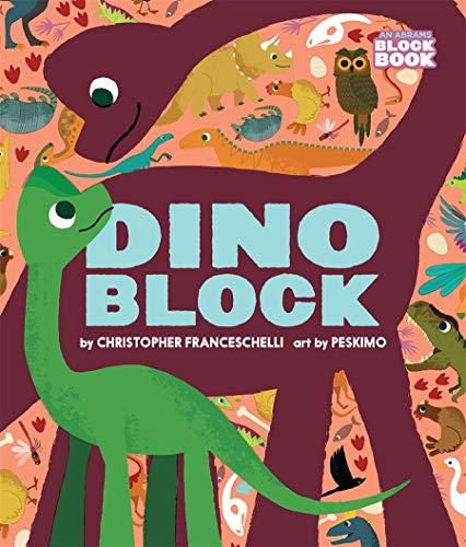 Dinoblock (An Abrams Block Book)