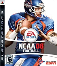 NCAA Football 08 - Playstation 3 by Electronic Arts