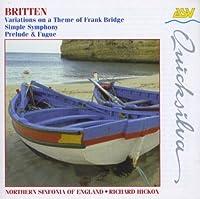 Britten;Variations Bridge