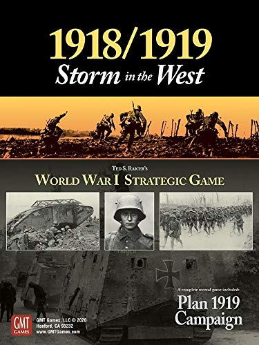 GMT Games 1918-1919: Storm in The West