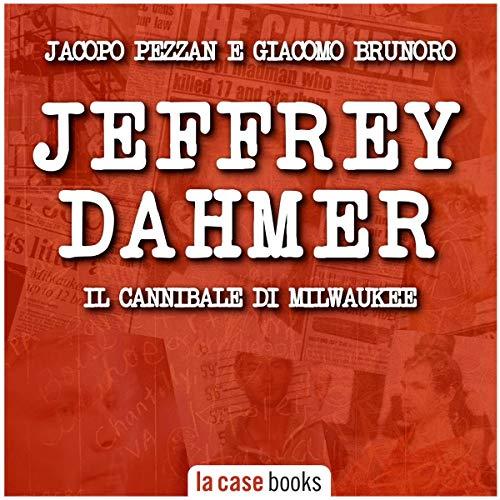 Jeffrey Dahmer copertina