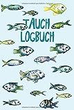 Tauch Logbuch: für deine Tauchgänge zum Ausfüllen | Motiv: Fische |  A5 | 120 Seiten