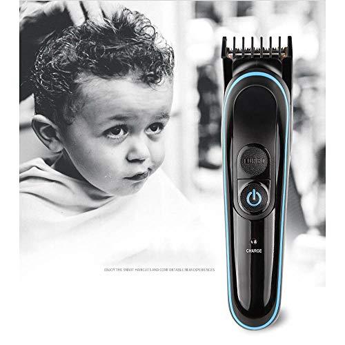 YMG 5In1 Wasserdichter Haar-Epilierer Bartschneider Nasenhaarschneider Bartschneider Rasiermesser Friseur