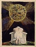 P5470 A2 Poster William Blake Sconfitta – Kunst-Filmspiel