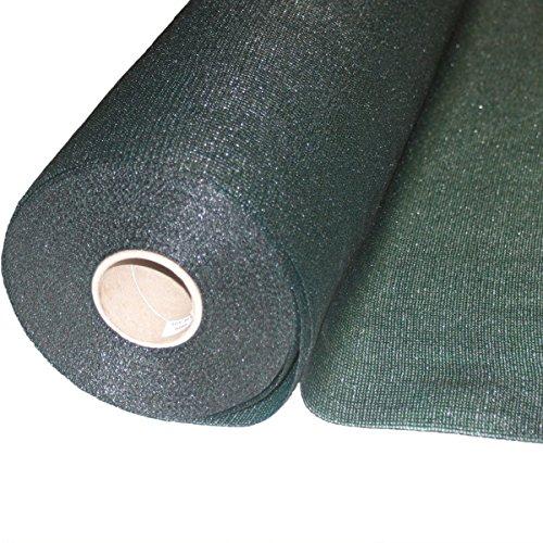 XONE Rete OMBREGGIANTE Verde Rotolo H 200cm, Lunghezza 100 MT