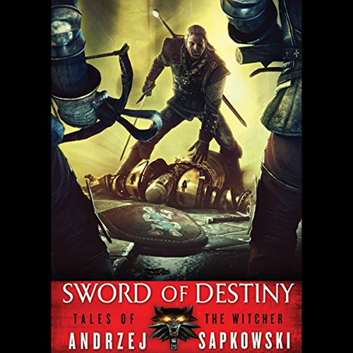 Page de couverture de Sword of Destiny