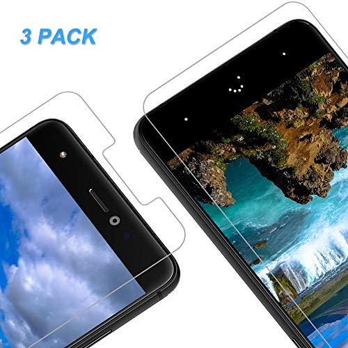 test Vkay [3 Stück] Gehärtetes Glas für BQ Aquaris X / X Pro Displayschutzfolie, 9H Härte, Ölbeständigkeit,… Deutschland