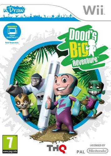 Dood's Big Adventure - uDraw [Edizione: Regno Unito]