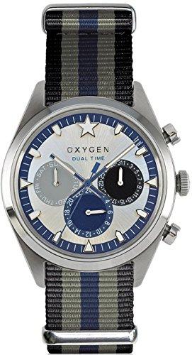 Oxygen EX-SDT-PAC-40-NN-BLGRNA - Reloj