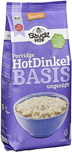 Bauck Bio Hot Dinkel Basis, 400 g