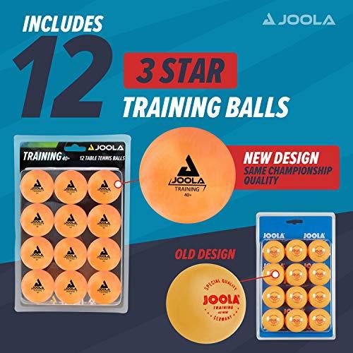 JOOLA TRAINING 40+ * 12 Balles de...