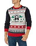 Ugly Christmas Sweater Company Men's Assorted Jesus...