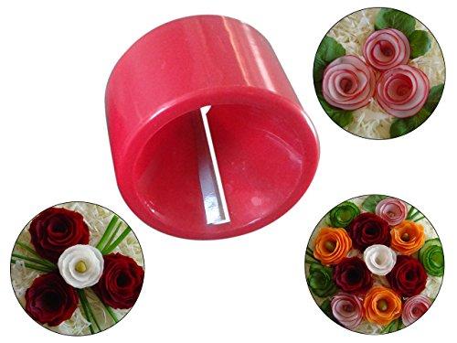 VEGETABLE CURLER Spiral Vegetable Fruit Slicer Cutter Grater Twister Peeler Kitchen Gadgets Tools