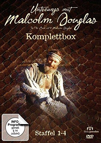Unterwegs mit Malcolm Douglas (Komplettbox) / In the Bush with Malcolm Douglas (Complete Edition) [16 DVDs]